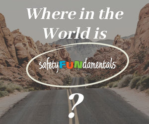 Win SafetyFUNdamentals Products with the Where in the World contest!