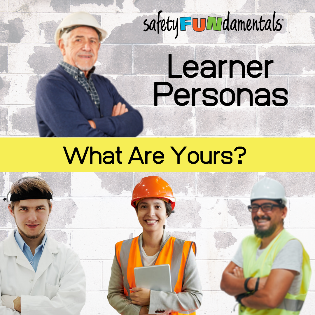 Learner Personas