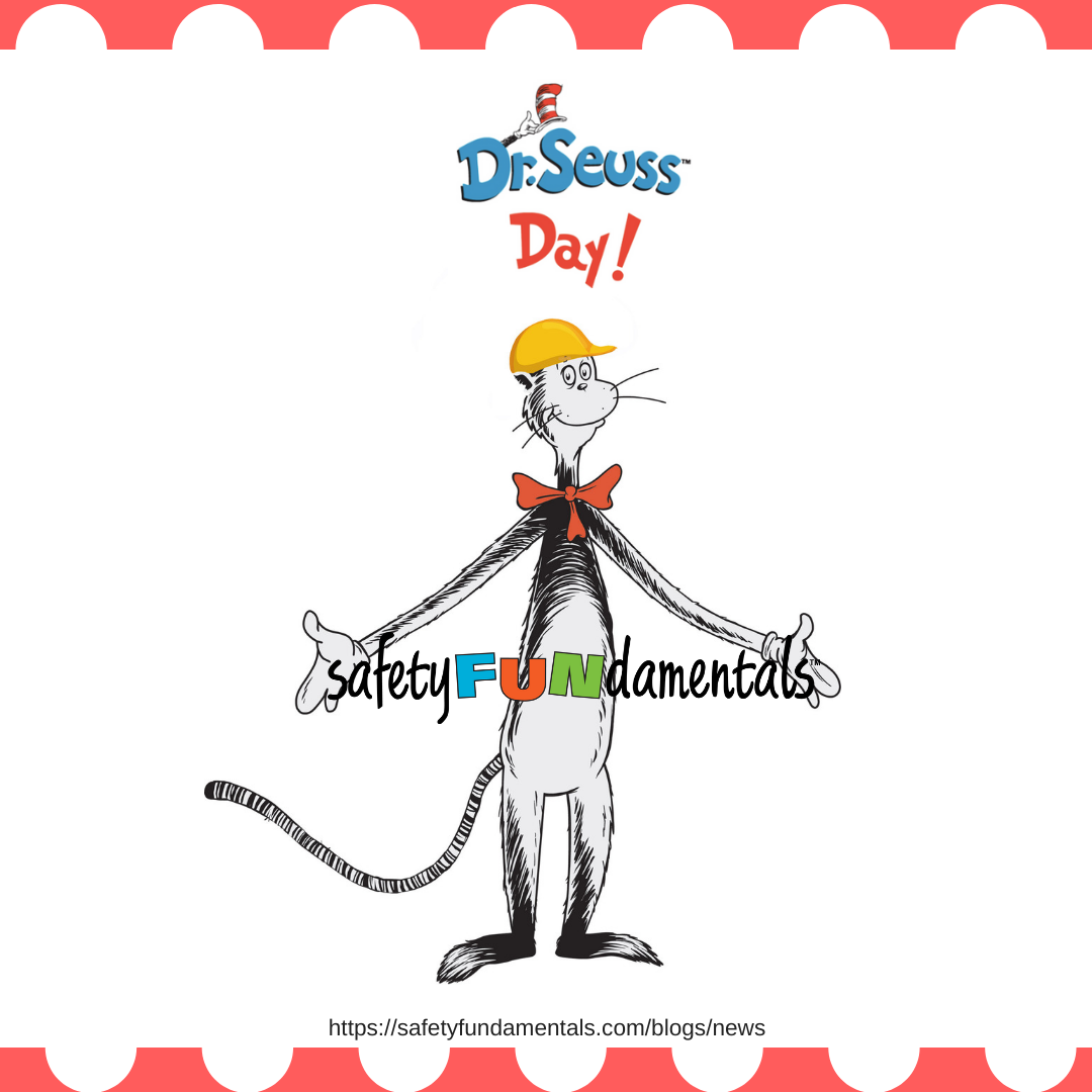 It's Dr. Seuss Day!