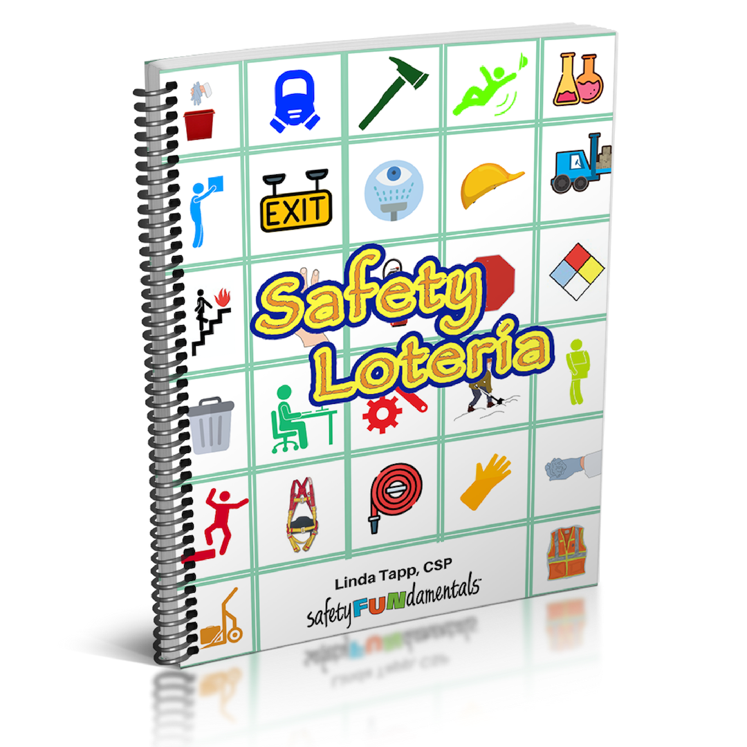 Safety Lotería (ebook)