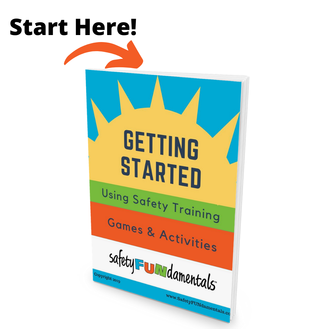 Getting Started Using Safety Training Games & Activities