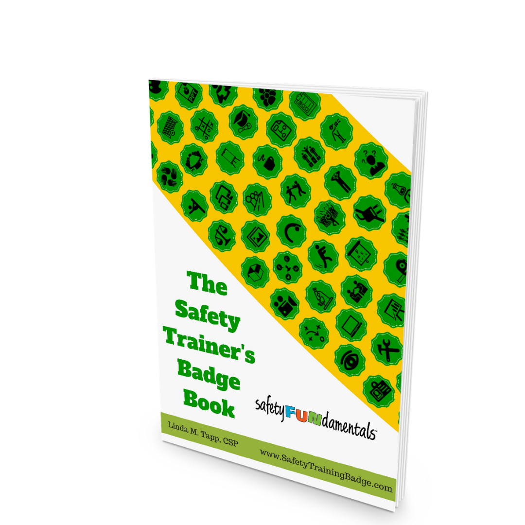 Safety Trainer's Badge Book (eBook)