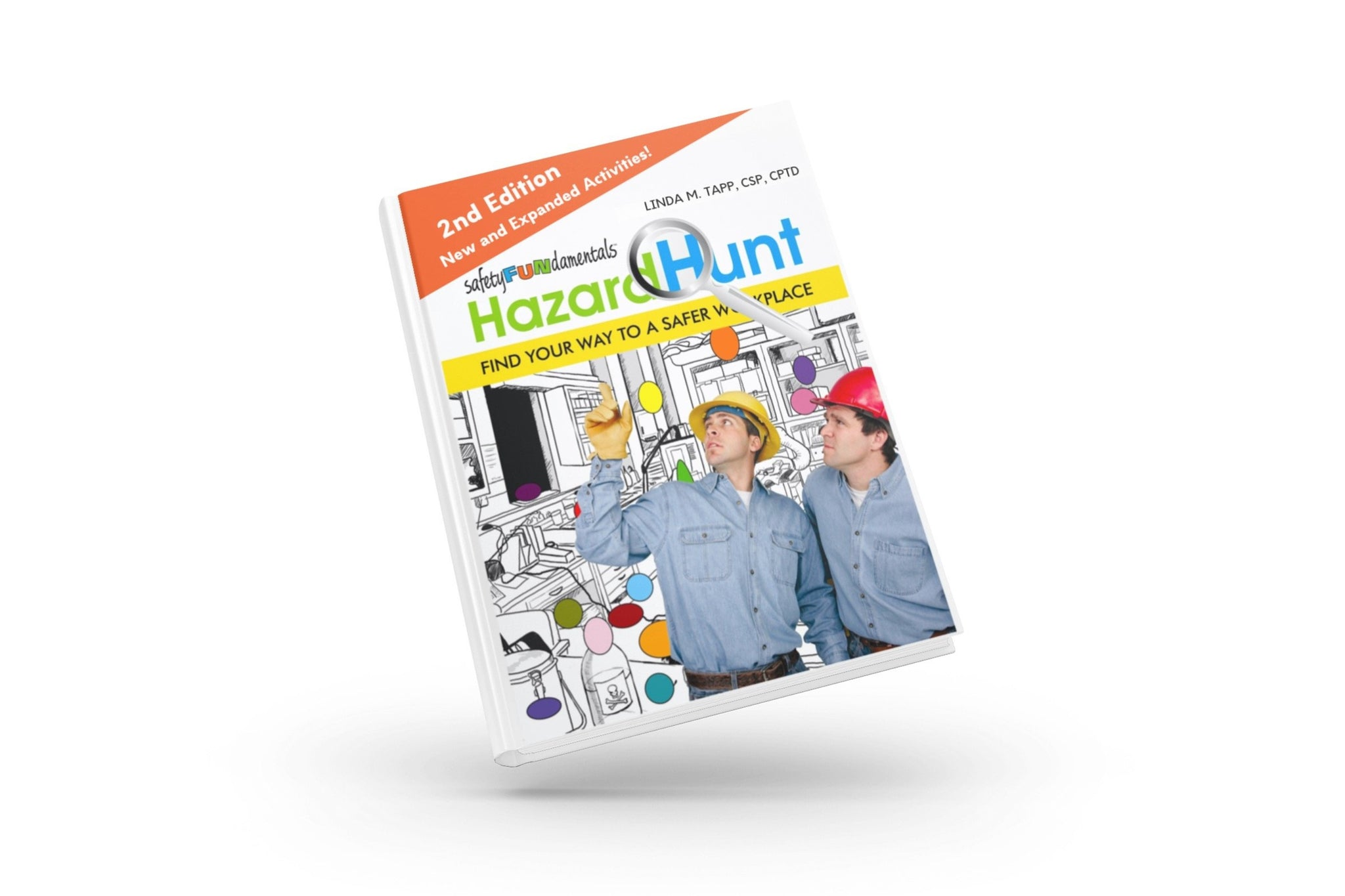 Hazard Hunt: Find Your Way to a Safer Workplace (eBook)