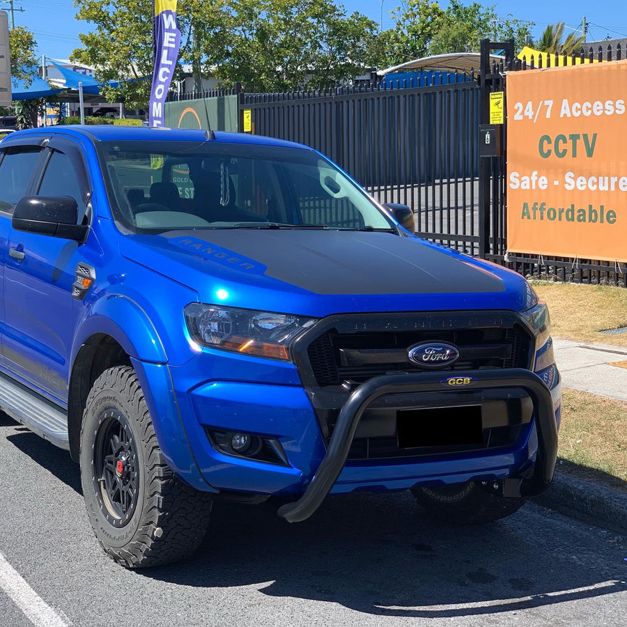 Ford PX2 PX3 Ranger 76MM NUDGE BAR (GCB)