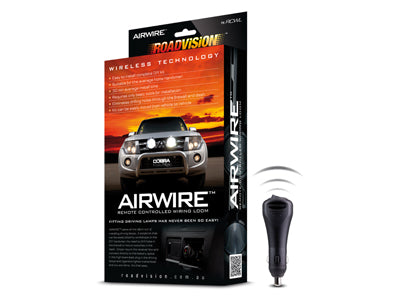 Roadvision - Airwire Remote Control Wiring Loom Kit