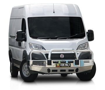 Fiat Ducato Series 4 (09/2014 on) ECB Bullbar