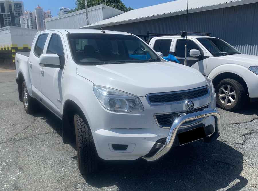 Holden RG Colorado (06/12 - 06/16) 76mm Nudge Bar (GCB)