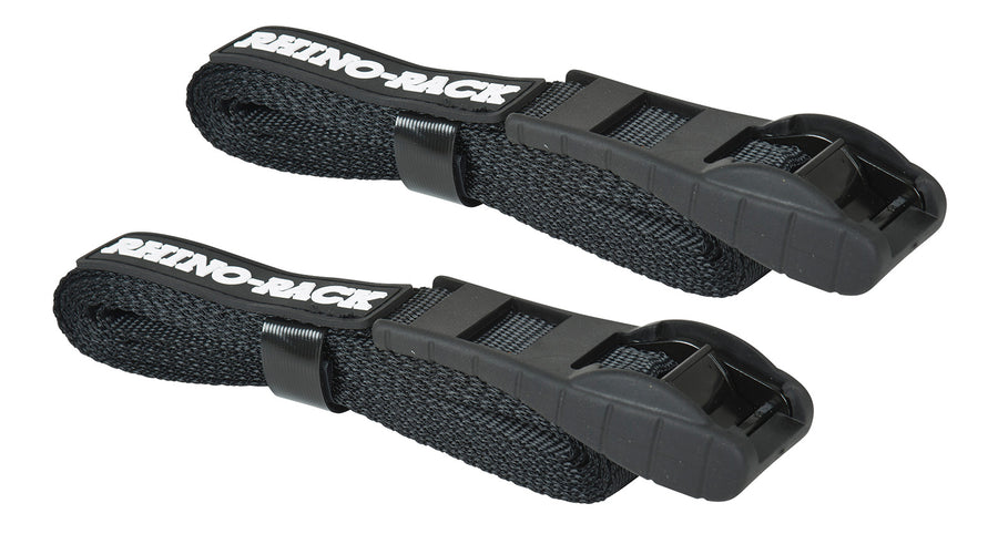 Rhino-Rack 3.5m Rapid Straps w/ Buckle Protector