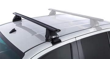 Rhino-Rack Vortex 2500 Black 1 Bar Roof Rack (Front)