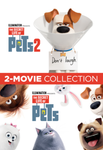 The Secret Life of Pets 2-Movie Collection 4K Digital Codes (Redeems in Movies Anywhere; UHD Vudu & 4K iTunes & 4K Google Play Transfer From Movies Anywhere) (2 Movies, 2 Codes)