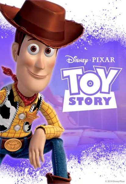 Toy Story HD Digital Code (Redeems in Movies Anywhere; HDX Vudu & HD iTunes & HD Google Play Transfer From Movies Anywhere) (Full Code, No Disney Insiders Points)