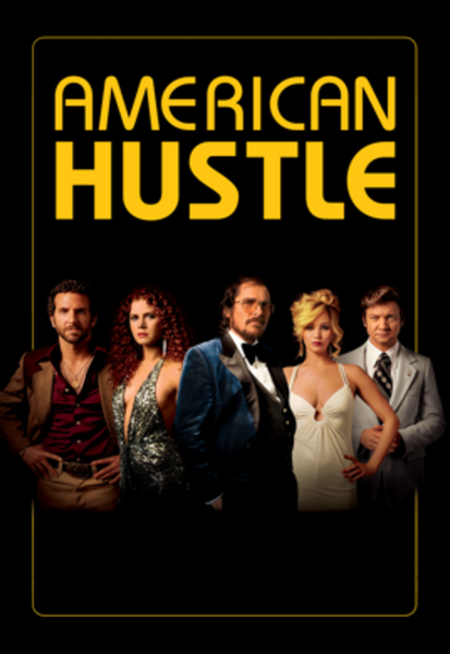 American Hustle HD Digital Code (Redeems in Movies Anywhere; HDX Vudu & HD iTunes & HD Google Play Transfer From Movies Anywhere)