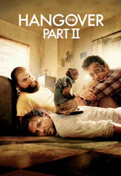 The Hangover Part II HD Digital Code (Redeems in Movies Anywhere; HDX Vudu & HD iTunes & HD Google Play Transfer From Movies Anywhere)