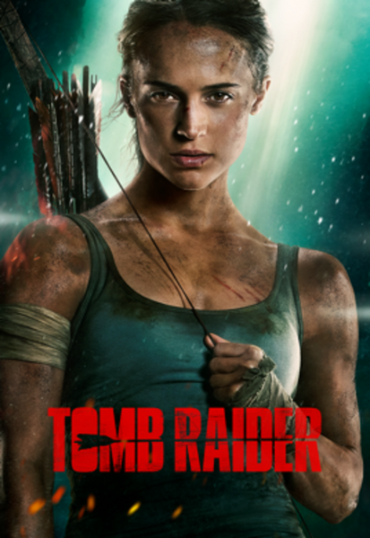 Tomb Raider (2018) Vudu HDX Digital Code
