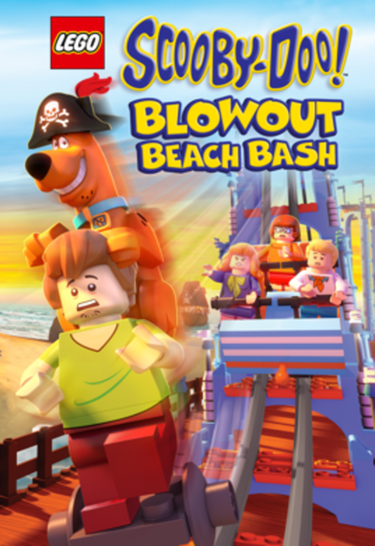 LEGO Scooby-Doo! Blowout Beach Bash HD Digital Code (Redeems in Movies Anywhere; HDX Vudu & HD iTunes & HD Google Play Transfer From Movies Anywhere)