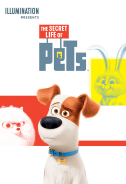 The Secret Life Of Pets iTunes 4K Code (Redeems in iTunes; UHD Vudu & 4K Google Play Transfer Across Movies Anywhere - SEE ITEM DESCRIPTION) (THIS IS NOT THE SEQUEL)