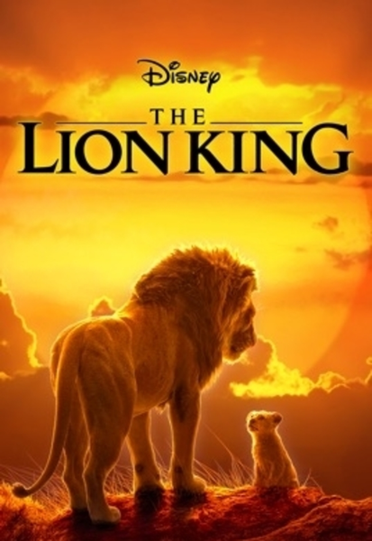 The Lion King (2019) HD Digital Code (Redeems in Movies Anywhere; HDX Vudu & HD iTunes & HD Google Play Transfer From Movies Anywhere) (Full Code, No Disney Insiders Points)
