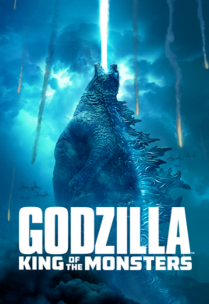 Godzilla: King of the Monsters HD Digital Code (Redeems in Movies Anywhere; HDX Vudu & HD iTunes & HD Google Play Transfer From Movies Anywhere)