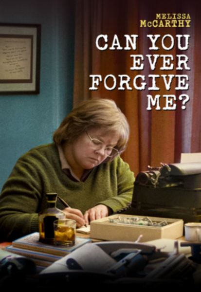 Can You Ever Forgive Me? Vudu HDX or iTunes HD or Google Play HD or Movies Anywhere HD Code (HD iTunes Transfers From Movies Anywhere)