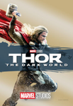 Thor: The Dark World Vudu HDX or iTunes HD or Google Play HD or Movies Anywhere HD Code (200 Point Full Code)