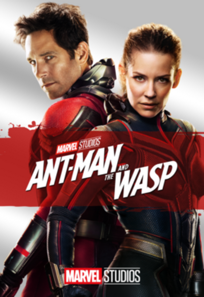 Ant-Man And The Wasp HD Digital Code (Redeems in Movies Anywhere; HDX Vudu & HD iTunes & HD Google Play Transfer From Movies Anywhere) (Full Code, No Disney Insiders Points)