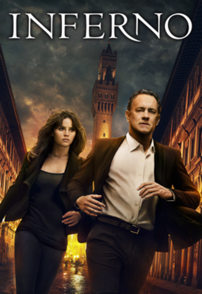 Inferno (2016) HD Digital Code (Redeems in Movies Anywhere; HDX Vudu & HD iTunes & HD Google Play Transfer From Movies Anywhere)