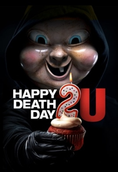 Happy Death Day 2U Vudu HDX or iTunes HD or Google Play HD or Movies Anywhere HD Code (HD iTunes & HD Google Play Transfer From Movies Anywhere)