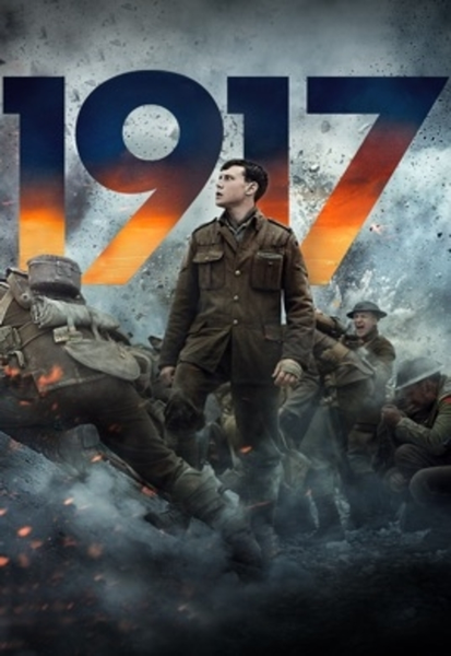 1917 HD Digital Code (Redeems in Movies Anywhere; HDX Vudu & HD iTunes & HD Google Play Transfer From Movies Anywhere)
