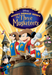 Mickey, Donald, Goofy: The Three Musketeers HD Digital Code (Redeems in Movies Anywhere; HDX Vudu & HD iTunes & HD Google Play Transfer From Movies Anywhere) (Full Code, No Disney Insiders Points)