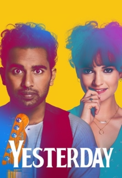 Yesterday HD Digital Code (Redeems in Movies Anywhere; HDX Vudu & HD iTunes & HD Google Play Transfer From Movies Anywhere)
