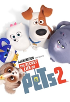 The Secret Life of Pets 2 HD Digital Code (Redeems in Movies Anywhere; HDX Vudu & HD iTunes & HD Google Play Transfer From Movies Anywhere)