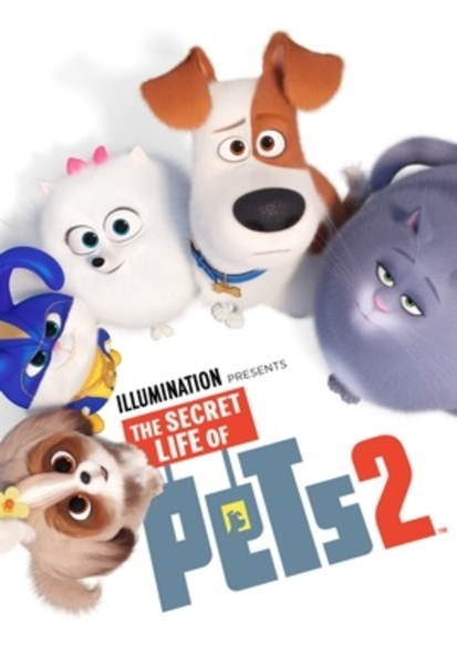 The Secret Life of Pets 2 Vudu HDX or iTunes HD or Google Play HD or Movies Anywhere HD Code (HD iTunes & HD Google Play Transfer From Movies Anywhere)