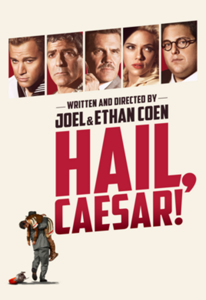 Hail, Caesar! HD Digital Code (Redeems in Movies Anywhere; HDX Vudu & HD iTunes & HD Google Play Transfer From Movies Anywhere)