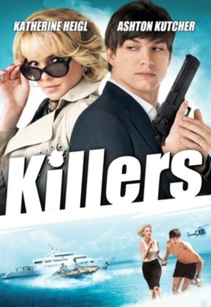 Killers (2010) Vudu HDX Digital Code