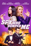 The Spy Who Dumped Me iTunes 4K Code