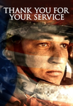 Thank You For Your Service HD Digital Code (Redeems in Movies Anywhere; HDX Vudu & HD iTunes & HD Google Play Transfer From Movies Anywhere)