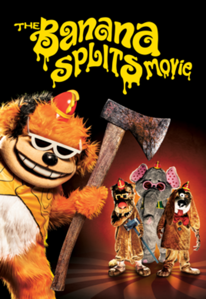 The Banana Splits Movie HD Digital Code (Redeems in Movies Anywhere; HDX Vudu & HD iTunes & HD Google Play Transfer From Movies Anywhere)
