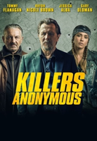 Killers Anonymous Vudu HDX or iTunes HD or Google Play HD Digital Code