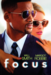 Focus (2015) HD Digital Code (Redeems in Movies Anywhere; HDX Vudu & HD iTunes & HD Google Play Transfer From Movies Anywhere)