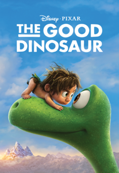 The Good Dinosaur HD Digital Code (Redeems in Movies Anywhere; HDX Vudu & HD iTunes & HD Google Play Transfer From Movies Anywhere) (Full Code, No Disney Insiders Points)