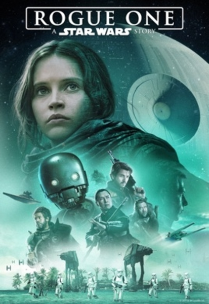 Rogue One: A Star Wars Story 4K Digital Code (Redeems in Movies Anywhere; UHD Vudu & 4K Google Play & HD iTunes Transfer From MA) (NO 4K ITUNES) (Full Code, No Disney Insiders Points)