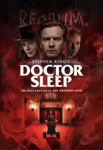 Doctor Sleep HD Digital Code (Redeems in Movies Anywhere; HDX Vudu & HD iTunes & HD Google Play Transfer From Movies Anywhere) (Theatrical Version & Director's Cut)