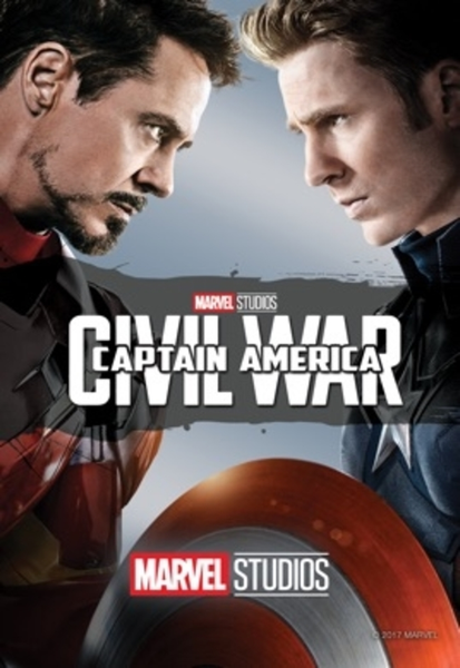 Captain America: Civil War 4K Digital Code (Redeems in Movies Anywhere; UHD Vudu & 4K Google Play & HD iTunes Transfer From Movies Anywhere) (NO 4K ITUNES) (Full Code, No Disney Insiders Points)