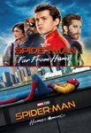 Spider-Man 2-Movie Collection 4K Digital Codes (Redeems in Movies Anywhere; UHD Vudu & 4K iTunes & 4K Google Play Transfer From Movies Anywhere) (2 Movies, 2 Codes)