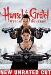 Hansel and Gretel: Witch Hunters Unrated Version iTunes HD Digital Code