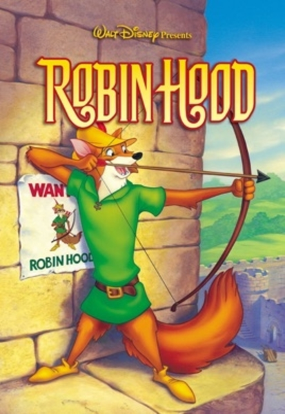 Robin Hood (1973) HD Digital Code (Redeems in Movies Anywhere; HDX Vudu & HD iTunes & HD Google Play Transfer From Movies Anywhere) (Full Code, No Disney Insiders Points)