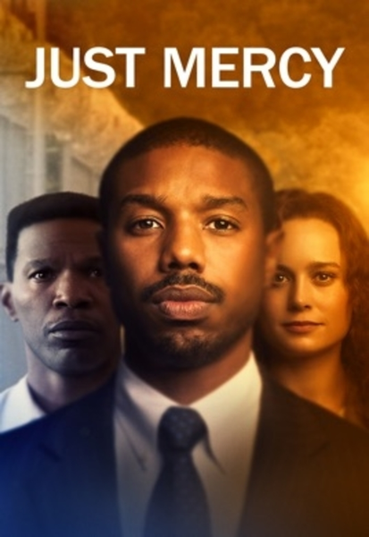Just Mercy HD Digital Code (Redeems in Movies Anywhere; HDX Vudu & HD iTunes & HD Google Play Transfer From Movies Anywhere)