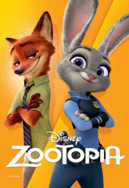 Zootopia HD Digital Code (Redeems in Movies Anywhere; HDX Vudu & HD iTunes & HD Google Play Transfer From Movies Anywhere) (Full Code, No Disney Insiders Points)