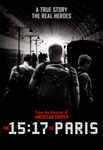 The 15:17 To Paris HD Digital Code (Redeems in Movies Anywhere; HDX Vudu & HD iTunes & HD Google Play Transfer From Movies Anywhere)