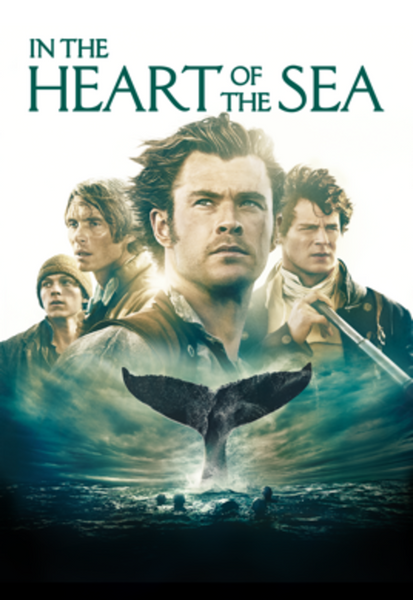 In The Heart Of The Sea HD Digital Code (Redeems in Movies Anywhere; HDX Vudu & HD iTunes & HD Google Play Transfer From Movies Anywhere)